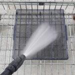 Lavaggio filtro a pressione