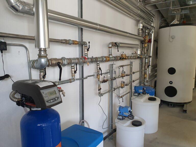 Trattamento acque tecnologiche